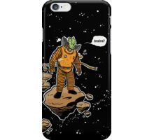 Astrozombie iPhone Case/Skin