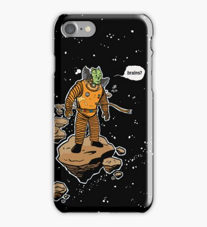 Astrozombie iPhone Case/Skin