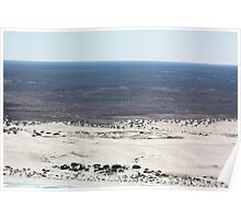 Nullarbor Plain S.A Poster