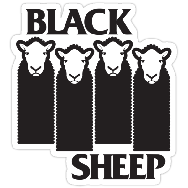 Black Sheep by DaviesBabies