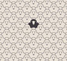 Black Sheep by DaviesBabies