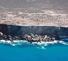 Bunda Cliffs Nullarbor by Paul Birch