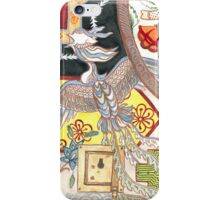 phoenix tangle iPhone Case/Skin