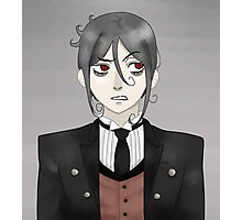 That Butler, Annoyed Photographic Print