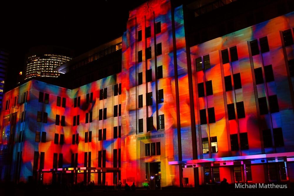 Vivid Museum Sydney 2012 by Michael Matthews