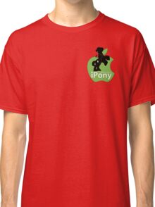 Big Macintosh's iPony (with extra Apple!) Classic T-Shirt