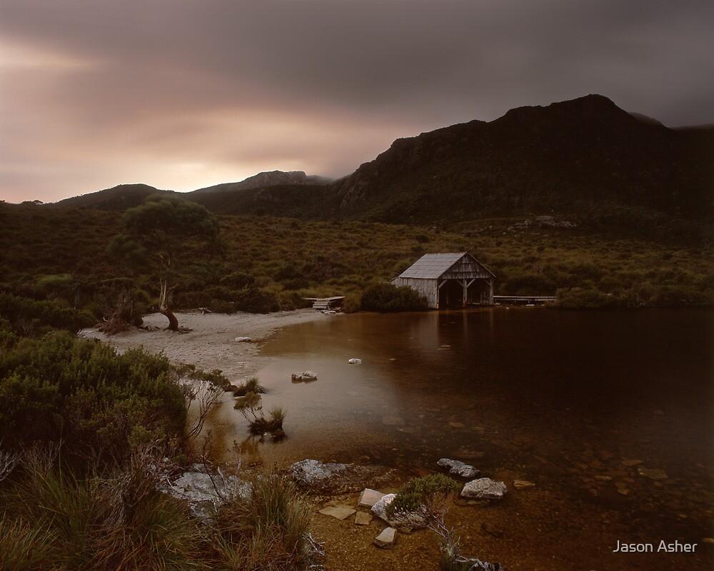 """The Boat Shed"" ∞ Cradle Mountain, Tasmania - Australia by Jason Asher"