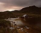 """The Boat Shed"" ∞ Cradle Mountain, Tasmania - Australia by Jason Asher"