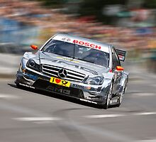 Mercedes AMG DTM 2012 by Delfino