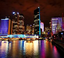 Colours of a City_Sydney by Sharon Kavanagh
