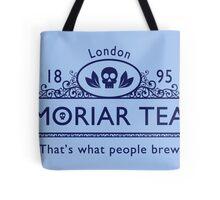 MoriarTea 2 Blue Ed. Tote Bag