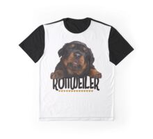 Rottweiler Love Graphic T-Shirt