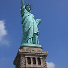Statue of Liberty New York by Harrie Haaima