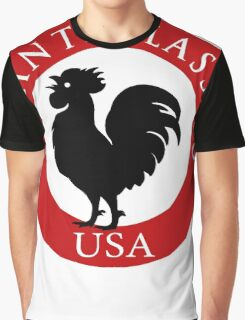 Black Rooster USA Chianti Classico  Graphic T-Shirt