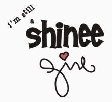 SHINee Girl Kids Tee