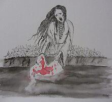 Scottish Banshee by VickyJaywalk