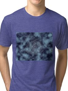 Ice Blue Quartz iPhone / Samsung Galaxy Case Tri-blend T-Shirt
