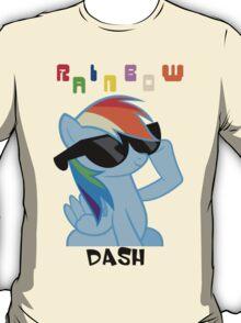 Rainbowdash Shades T-Shirt T-Shirt