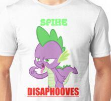Spike Disapproves T-Shirt Unisex T-Shirt