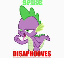 Spike Disapproves T-Shirt T-Shirt