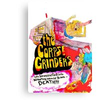 the corpse grinders redux Metal Print
