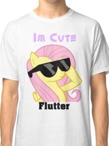 Fluttershy Shades T-Shirt Classic T-Shirt