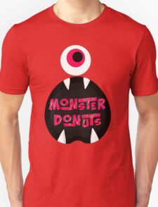 MoNsTeR DoNuTs CoLoR Unisex T-Shirt
