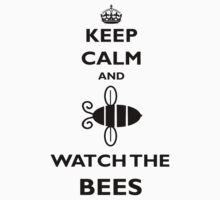 Watch The Bees by crucivo
