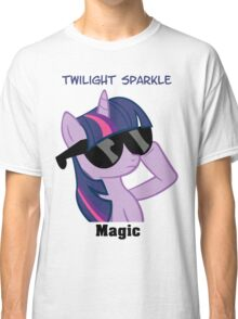 Twilight Sparkle Shades T-Shirt Classic T-Shirt