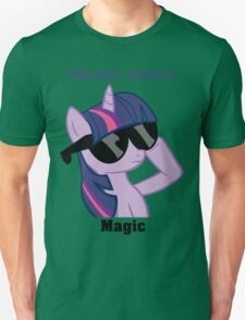 Twilight Sparkle Shades T-Shirt Unisex T-Shirt