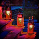 Lantern Luminence by Jeff Johannsen