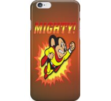 GeekGirl - MIGHTY! iPhone Case/Skin