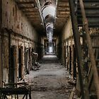 Corridor of Incarcerate Decay by Carrie Blackwood
