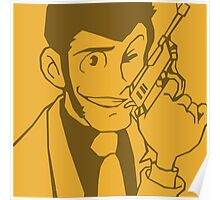 Lupin Third Poster