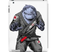 BJJ Shark iPad Case/Skin