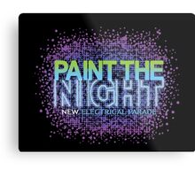 Paint the Night Parade - The New Electrical Parade Metal Print