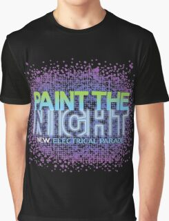 Paint the Night Parade - The New Electrical Parade Graphic T-Shirt