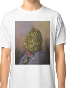The portrait of Durian Gray Classic T-Shirt