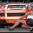 Sophisticated Lamb by RWaters