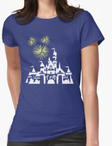 Remember... Dreams Come True Womens Fitted T-Shirt