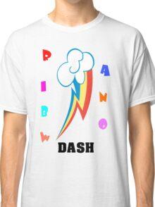 Rainbowdashes Cutie Mark T-Shirt Classic T-Shirt