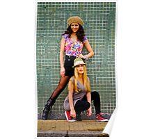 BAFS Majo&Naty 17 Poster