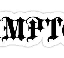 Compton Sticker