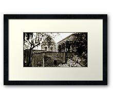 Italia 10 Framed Print