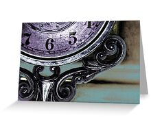 time in the country Greeting Card