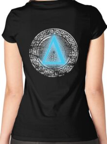 Daedalus Women's Fitted Scoop T-Shirt