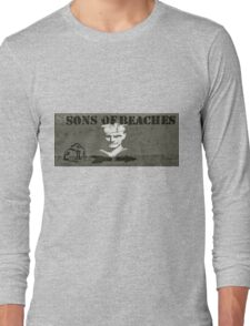 Sons Of Beaches Long Sleeve T-Shirt