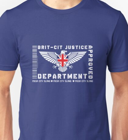 Justice Department Approved Unisex T-Shirt