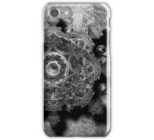 ©DA Fractal Of Sound IA Monochrome iPhone Case/Skin