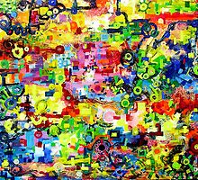 Mechanisms by Regina Valluzzi